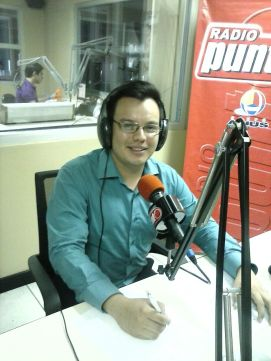 "En ""Con Sentido Humano"" de Radio Punto con Christian Dávila"